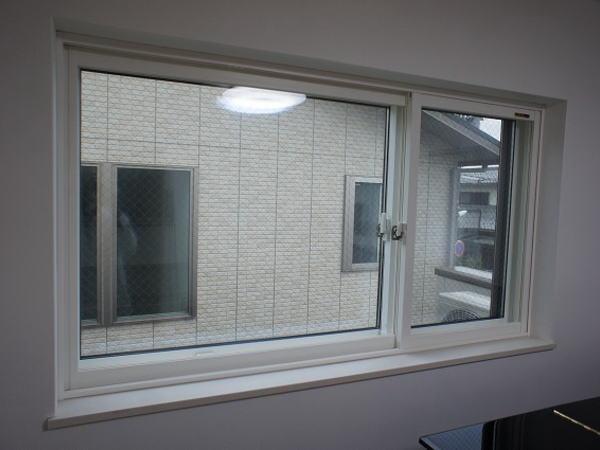 内窓DIY】富山市 グランドピアノの音漏れ対策 T様邸内窓